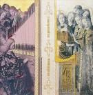 Singen und Spielen | 2002 - 2003 | Druck und Zeichnung auf Stoff | je 22x22 cm