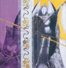 Zusammenführen | 2002 - 2003 | Druck und Zeichnung auf Stoff | je 22x22 cm