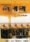 Serie Correcturas Simulativas | 1996 | Mischtechnik auf Stoff | 175x130 cm