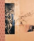 Serie Di-Simulaciones | 1998 - 1999 | Serigrafia y Dibujo sobre género | 160x135 cm